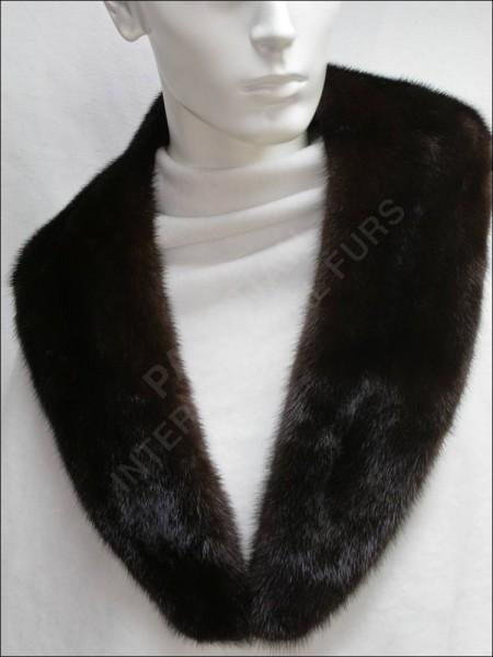 641 Mink fur collar