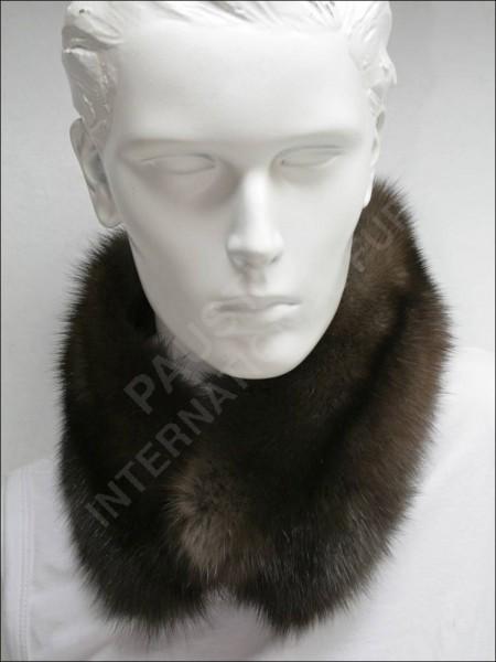 405 Bargusin sable fur collar