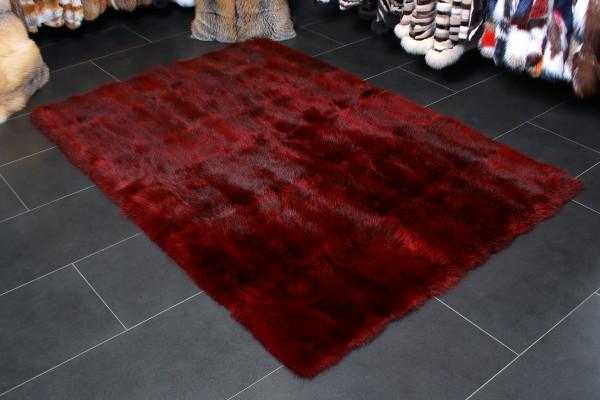 Special Possum Real Fur Floor Rug