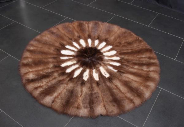 Stonemarten Wild Fur Carpet