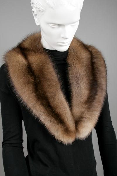 Beautiful Sable Fur Collar