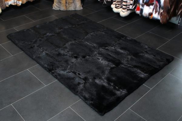 Canadian Beaver Fur Carpet - Wild Fur