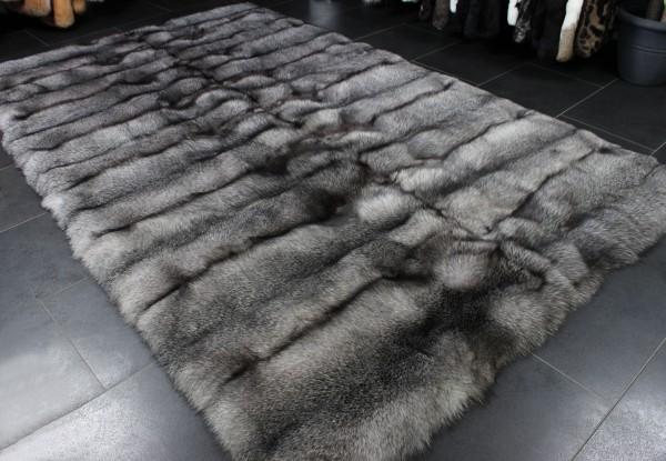 Bluefrost Fox Carpet - SAGA Furs