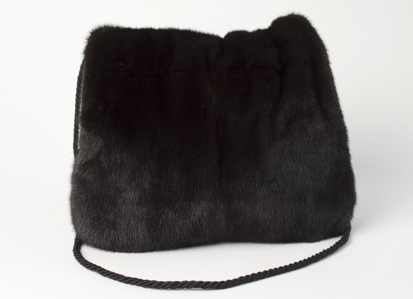 Luxury Mink Muff Bag
