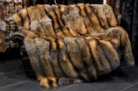 Canadian Wild Cross Fox Plaid