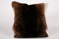Rex Rabbit Fur Pillow - Real Fur
