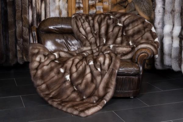 Fur Blanket from European Stone Marten