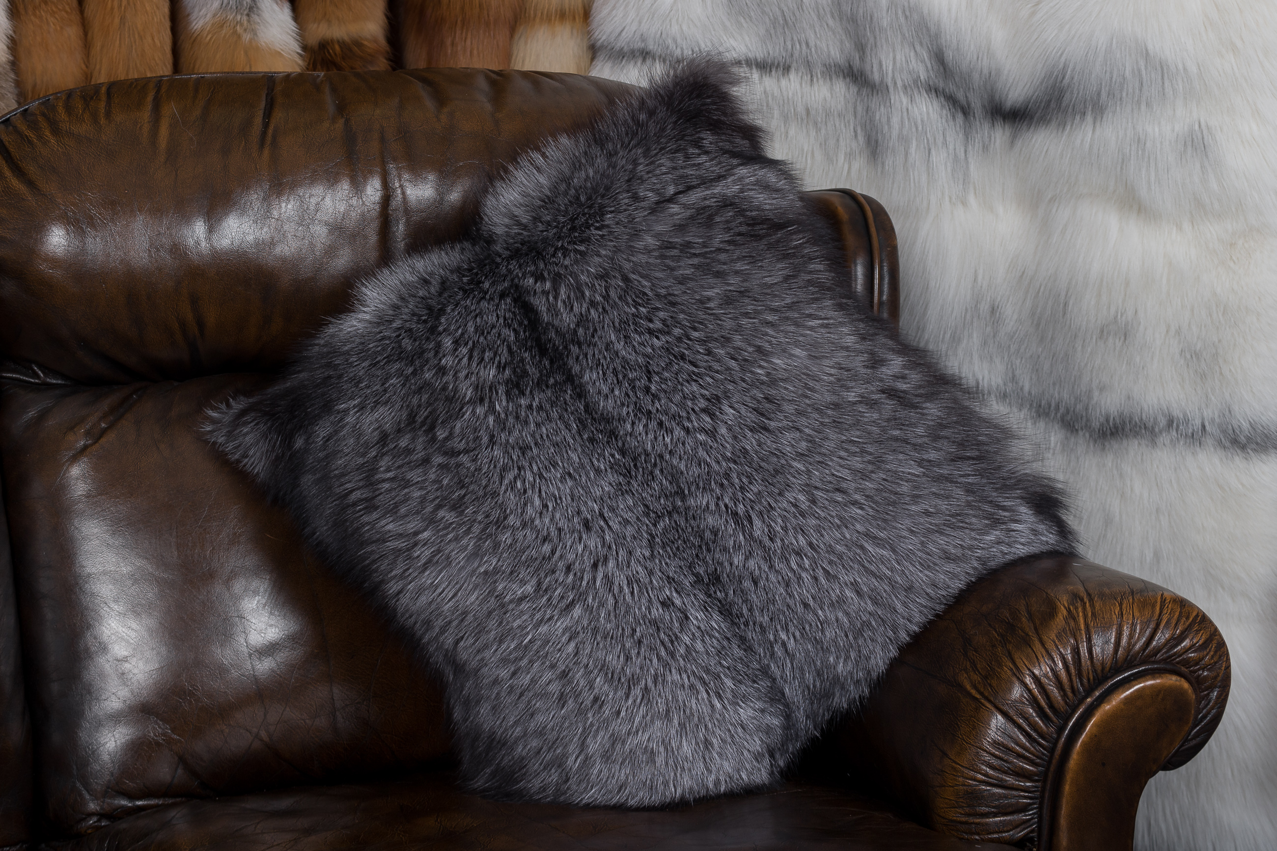 Scandinavian mink. Fur quality, how to distinguish fake 66