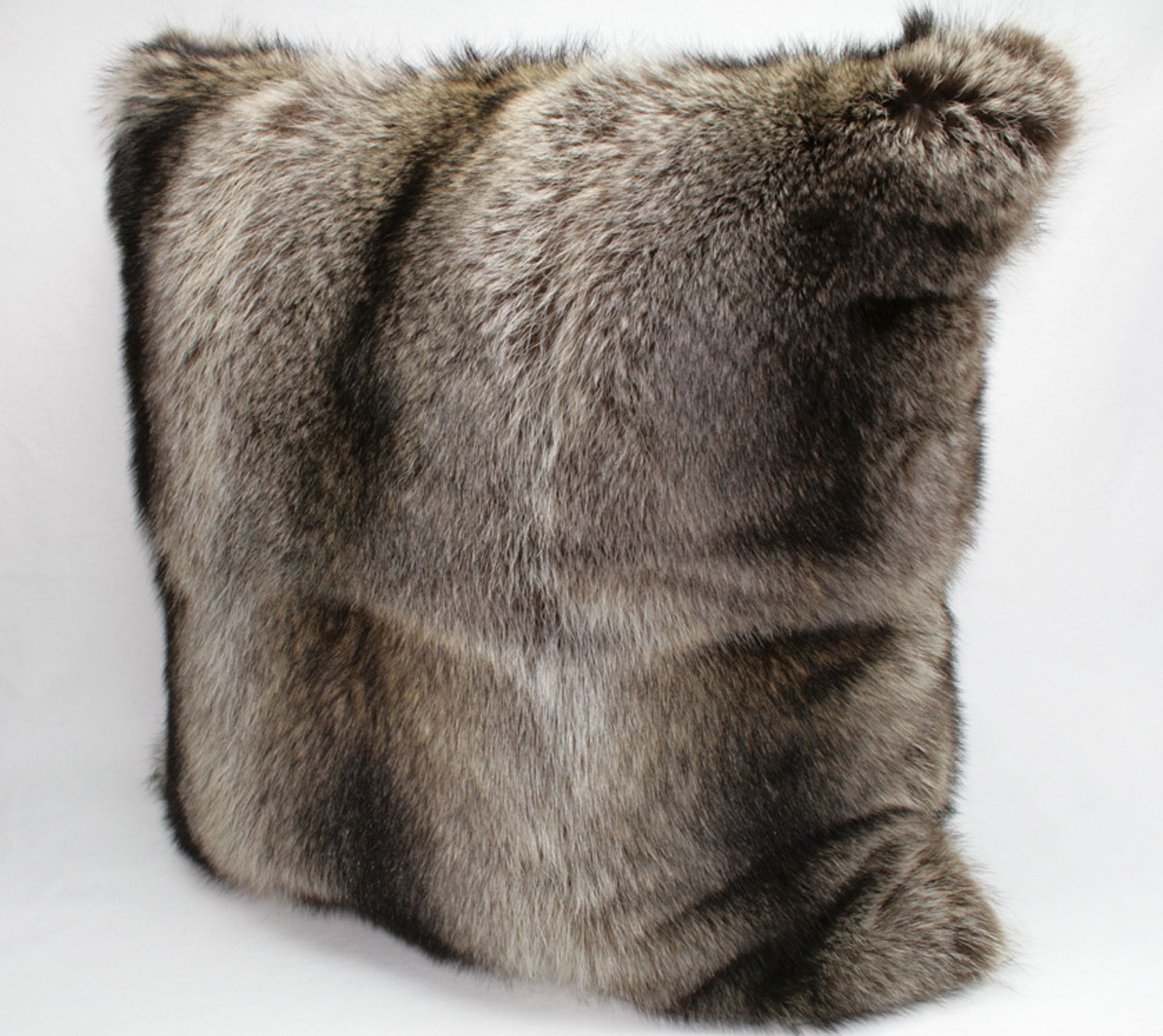 fur copy urstadt product of clutch front pillow evergreen swan products