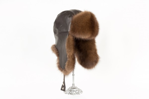 Sable Fur Cap