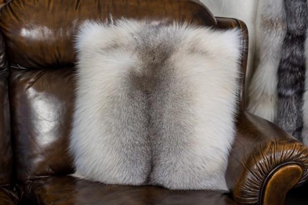 Small Fawnlight Fox Cushion