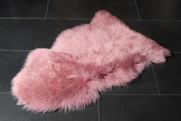 Alfombra de piel de cordero hecha con pieles de cordero australiano