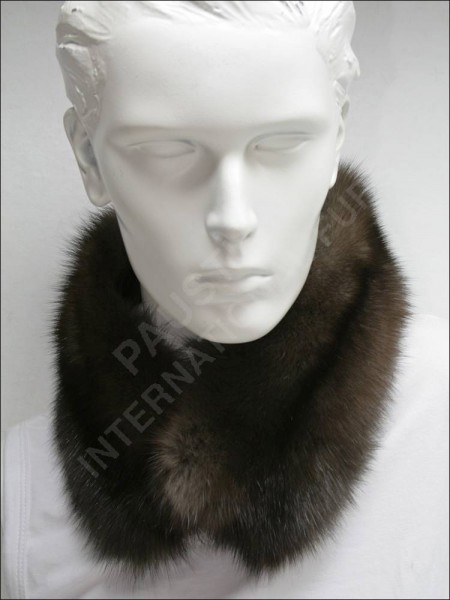 405 Bargusin sable fur collar