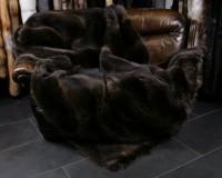 Raccoon Blanket from Canadian Raccoons
