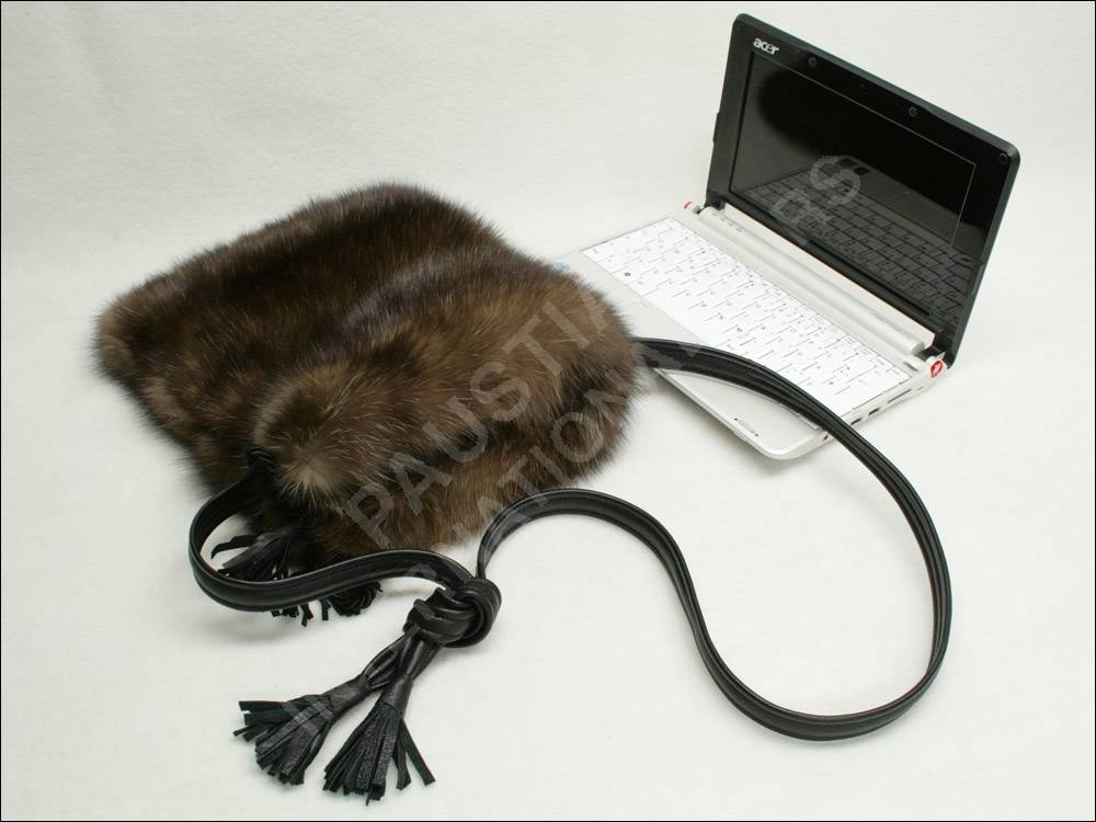 Real Fur Handbags made in Germany  3708cbc5c63d2