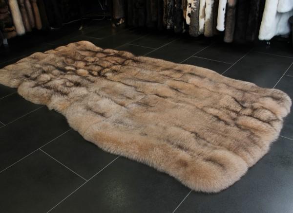Bluefox fur Carpet